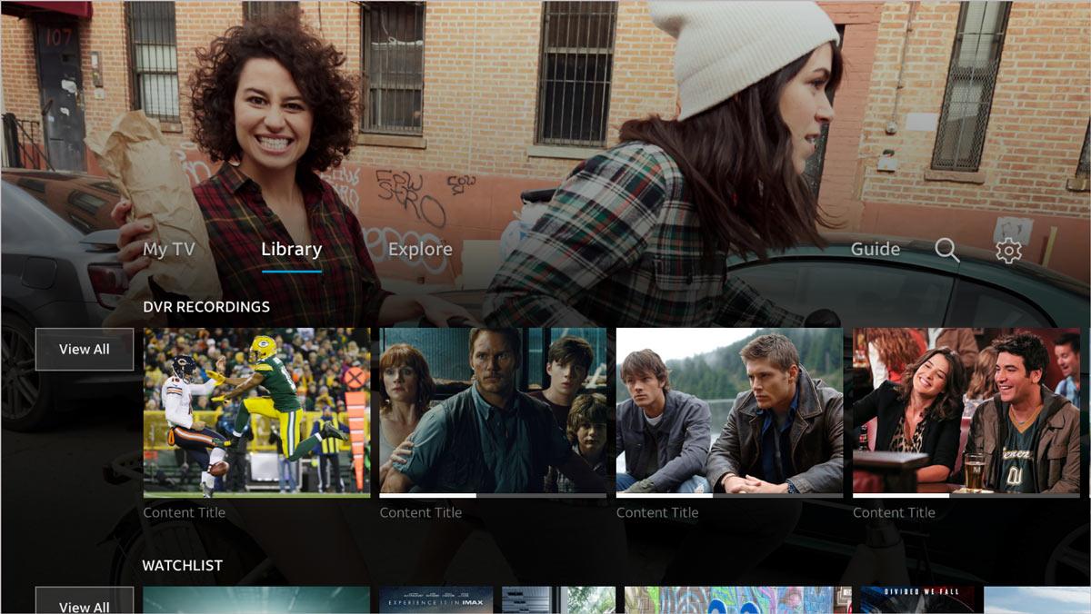 Samsung Tizen TV App